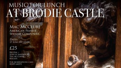 Music at Bordie Castle @ Brodie Castle | Forres | Scotland | Reino Unido