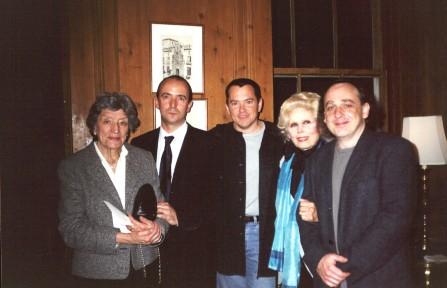 En el Instituto de España en New York