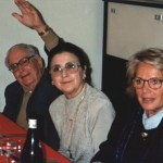 Joaquín Nin-Cumell, Elena Montsalvatge i Carlota Garriga