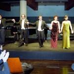 Concierto en el Foyer del Gran teatro de Liceu en Barcelona