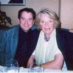 Con mi profesora y amiga, Carlota Garriga